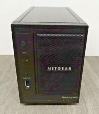 Netgear ReadyNAS RND-2A 2-Bay NAS Enclosure - RNDP2000U 2 BAY WORKING