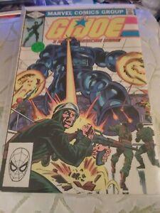 G.I. Joe #3A, 1982, Marvel, Larry Hama, VF-