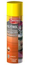 Owatrol Polytrol Spray 250ml Farbauffrischer Kunststoffschutz Anlaufschutz