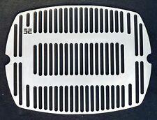 Grillrost f. Weber Q100 Q 120 140 1000 1200  Edelstahl 4mm EE Ersatz Rost qserie