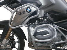 Paramotore Crash Bars HEED BMW R 1200 GS 2013-2016 Full Bunker Exclusive argento