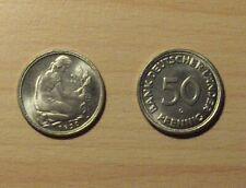 50 Pfennig 1950 G BANK DEUTSCHER LÄNDER