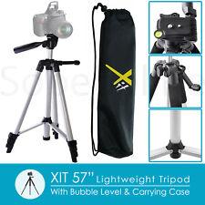 "57"" Lightweight Tripod for Sony A5000 A5100 A6000 A6300 A6500 Mirrorless Camera"
