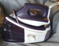 Rowenta Perfect Dg8520 1800-Watt Eco Energy Station Steam Iron - Purple