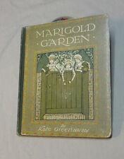Kate Greenaway Illustrated Early Marigold Garden Frederick Warne Children's Book