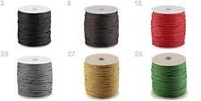 1mm Baumwollband 27m elastisch stretch #5174 black