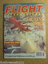 FLIGHT INTERNATIONAL - 737X REVEALED - 14 April 1993