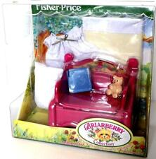 Fisher Price Toys BRIARBERRY COLLECTION BEDROOM SET 1998 NRFB