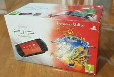 NEW SONY PLAYSTATION PORTABLE PSP STREET E1004 PAL NUOVA STILTON EDITION e-1004