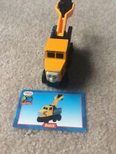 Thomas The Train Take N Play Butch.  Recovery Unit Sodor Tow truck Used