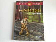 BIBLIO COLLEGE - LES MISERABLES - VICTOR HUGO