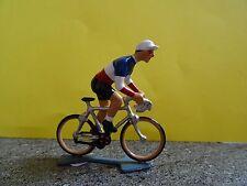 CBG MIGNOT = CYCLISTE EN DANSEUSE = MAILLOT DU CHAMPION DE FRANCE