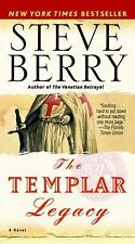 Cotton Malone: The Templar Legacy 1 by Steve Berry (2007, Paperback)