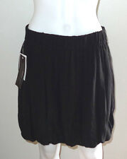 SEE BY CHLOE USA 6 BLACK BUBBLE SKIRT 100% SILK LINING 100 % COTTON SEXY $500.00