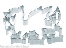 Kitchen Craft Large Welsh Dragon 15cm Biscuit, Pastry, Cookie Cutter