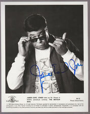 JAMES EARL JONES Hand Signed 8x10 METEOR MAN Photo Autograph AUTO w/ COA