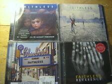 Faithless [4 CD Alben] Reverence (2CD) + Outospective + Sunday
