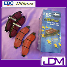 HYUNDAI EXCEL X3 ALL MODELS 9/1994 - 2/1998 - EBC Ultimax Front Brake Pads