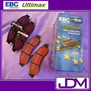 HYUNDAI i30 CW 2007 - 2013 - EBC Ultimax Rear Brake Pads