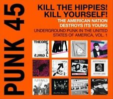 V/A - PUNK 45:KILL THE HIPPIES! NEW VINYL RECORD