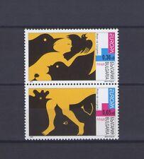 BULGARIA, EUROPA CEPT 2003, POSTER ART, MNH