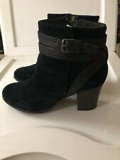 Clark Black Boots