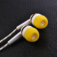 FY 3.5mm Stereo In-ear Headset Earbuds Headphone Earphone for Samsung iPhone LG