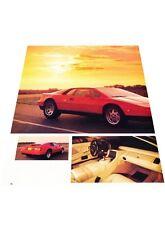 1988 Lotus Esprit Turbo - Original Car Review Print Article J398