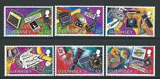 GUERNSEY1997 COMMUNICATIONS UNMOUNTED MINT. MNH