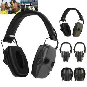 Ear Defender Muffs Shooting Earmuff Hunting Sport Hearing Protection Anti-Noise
