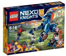 Caballo Mecánico de Lance - LEGO NEXO KNIGHTS 70312 - NUEVO