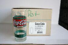 6 Coca-Cola Gläser 0,3 Liter = Nostalgie / Tiffany =
