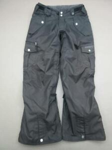 686 Smarty Size S(34) Mens Athletic Waterproof Detachable Cargo Snow Pants T403