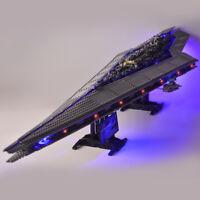 NEW LED Lighting Kit For LEGO Star Wars Super Star Destroyer LEGO 10221 UCS
