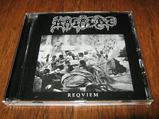 "MASACRE ""Reqviem"" CD  hadez mortem sarcofago"