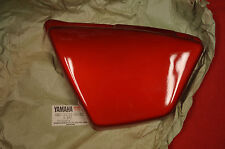 NOS 1983 Yamaha XJ650 Maxim Red Left Side Cover, XJ 650