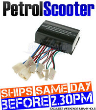 Electric E Bike Scooter Motor 48 VOLT SPEED CONTROLLER 750 WATT 48v 750w 8 Plug