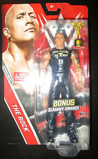 Wwe The Rock Figure Wrestling Series 68.5 Variant With Chase Bonus Slammy