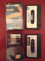 VU-File & Spectrum+ Companion cassette by Psion / Sinclair - ZX Spectrum