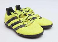 Adidas Boys UK Size 12 Green Astro Turf Football Boots