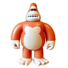 "Strangeco AMOS James Jarvis King Ken 3"" Figure Orange Vinyl Art Figure Urban Toy"