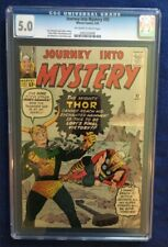 Journey Into Mystery #92 - CGC 5.0 - Thor - LOKI