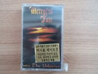 Mercyful Fate - Into The Unknown Korea Cassette Tape SEALED NEW RARE