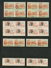 Multiple Vietnamese Stamps