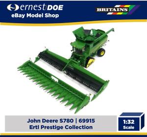 John Deere S780 | Ertl Prestige Collection | Britains | 69915 | 45674 | Combine