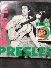 """Elvis Presley """"Elvis Presley"""" VINYL LP + 7"""" GREEN VINYL OF ROCKIN' PRESLEY - NEW"""