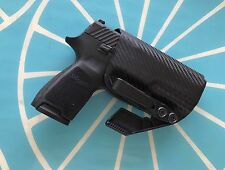 Crazy Eyes Holsters, Sig Sauer P320 C 45 Acp IWB KYDEX Holster