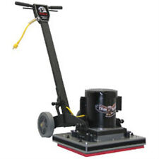 HAWK TIGERHAWK 2814 ORBITAL WET/DRY SQ. STRIP SCRUB FLOOR MACHINE 1.5HP 1740RPM