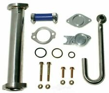 FLO PRO EGR60 COOLER & VALVE RACE KIT WITH UP-PIPE 03-07 FORD POWERSTROKE 6.0L