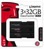 Clés USB KINGSTON DataTraveler USB 2.0-3.0-3.1 32 GO! LOT X3